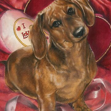 Be My Valentine by BarbBarcikKeith