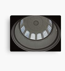 Leicester Landing Dome Canvas Print