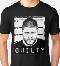 Kevin Steen Guilty  Unisex T-Shirt