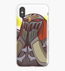 zed Gesture of LOL iPhone Case