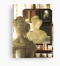 Past Reflected Canvas Print