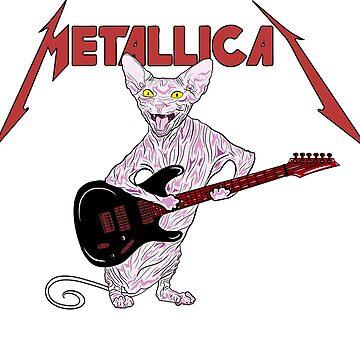 Metallicat by MizunoMasuta