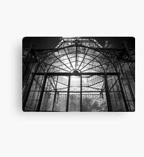 Glasshouse Canvas Print