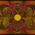 Crazy Petals... by Roz Rayner-Rix