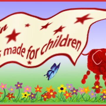 Art and Sories Made For Children banner by CarolH
