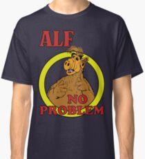 Alf TV Alien Show 1980s 80s Sitcom Comedy Classic T-Shirt