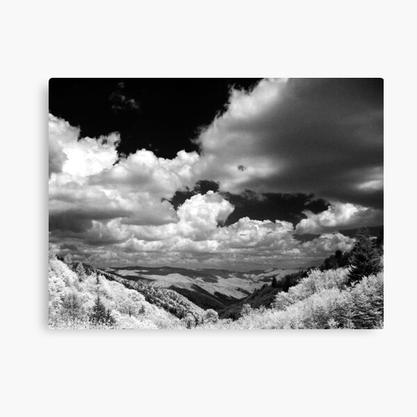 Great Smoky Mountains National Park Canvas Print