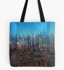 Urbanity: City North East Tote Bag