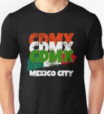 National Colors Love CDMX Mexico City  Unisex T-Shirt