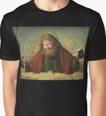 Godd Howard - No Text Graphic T-Shirt
