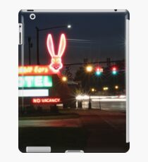 Steamboat Springs at Night #6 iPad Case/Skin