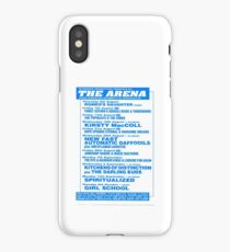 Middlesbrough Arena Flyer iPhone Case