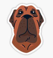 My pet friend. Sticker