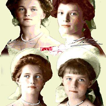OTMA Romanov by Laurynsworld