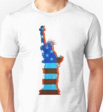 Statue of liberty / USA Unisex T-Shirt