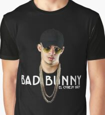 Bad Bunny Graphic T-Shirt
