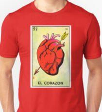 El Corazón Unisex T-Shirt