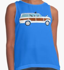 Pippi and Wags Contrast Tank