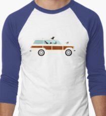 Pippi and Wags Men's Baseball ¾ T-Shirt