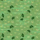 Natsu-Aki in Green by Sarinilli