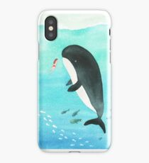 Nice to meet you! iPhone Case