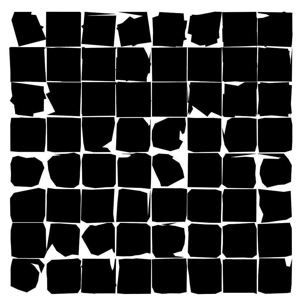 black grid by Terri Bell