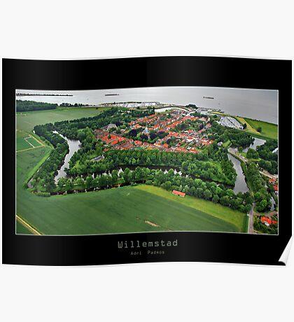 Willemstad Poster