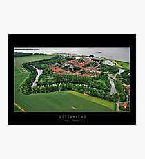 Willemstad Photographic Print