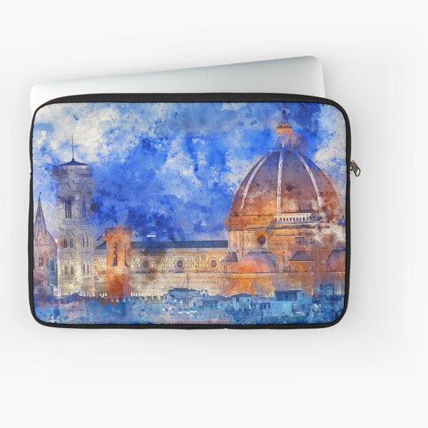 Florence, Beauty of Italy Laptop Sleeve