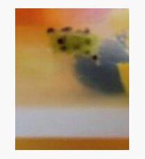 Delicious Multi Layer Fruit Jello Photographic Print