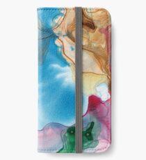 Spring 03 iPhone Flip-Case/Hülle/Skin
