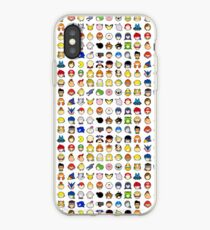 Super Smash Bros Ultimate Stock Icons iPhone Case