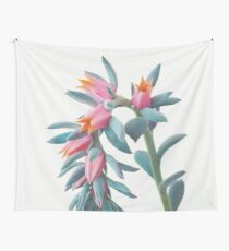 Succulent Cluster Wall Tapestry