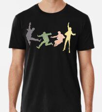 Camiseta premium Beatles Multi Media Print