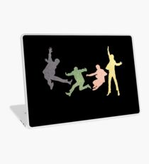 Beatles-Multimedia-Druck Laptop Skin