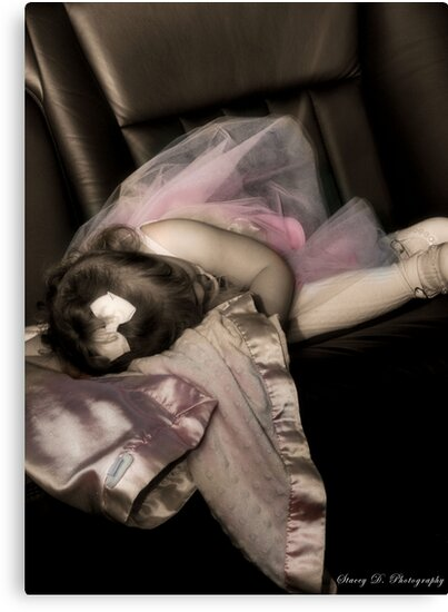 Sleepy in a Limo by Stacey Milliken