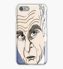 Vince Cable Cartoon Caricature iPhone Case/Skin