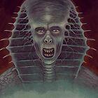 Archon, Reptilian Overlord by Stijn Van Elst
