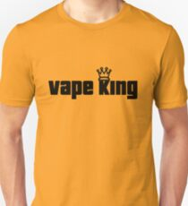 Vape King Unisex T-Shirt