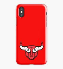 auto bot bulls iPhone Case