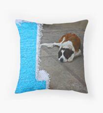 Sigh!!! Throw Pillow