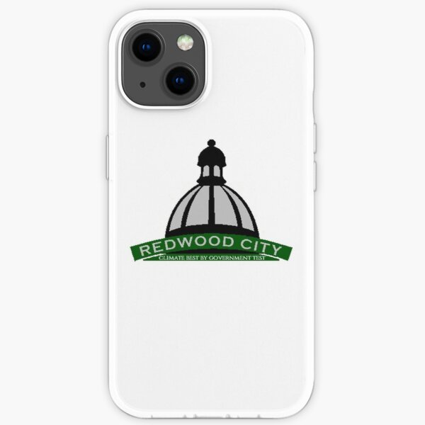 I Love Redwood City Fan Club White Phone Case 51901 iPhone Soft Case