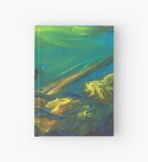 A Strange Sky Hardcover Journal