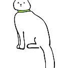 Mimi the Cat by enlarsen