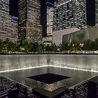 Footprint Fountain - NYC by ShootFirstNYC