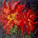 Scarlet (Acrylic) by Niki Hilsabeck