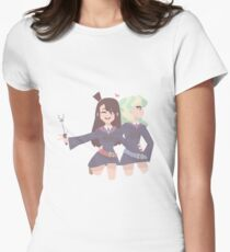 diakko uwu Women's Fitted T-Shirt