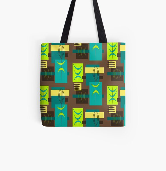 Hua All Over Print Tote Bag