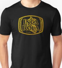 INCA KOLA - GOLD Slim Fit T-Shirt