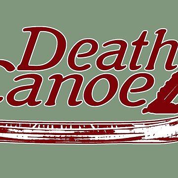 Death Canoe 4  by Egan316